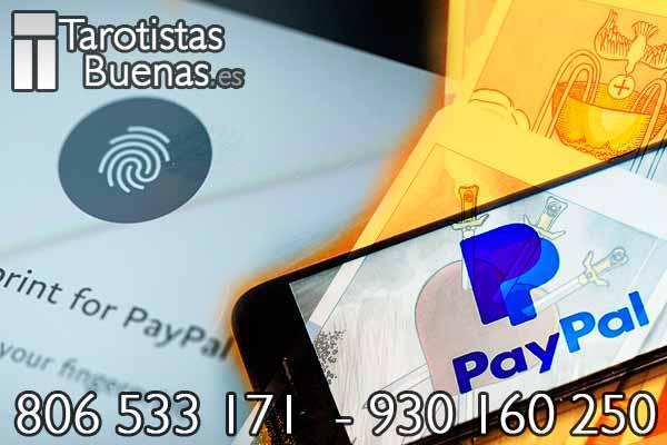¿Es seguro un pago del tarot por Paypal?