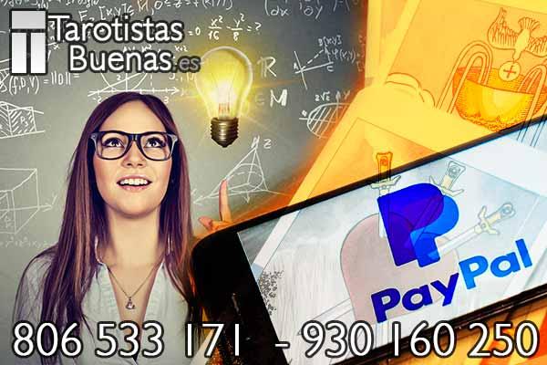 Ventajas del tarot por Paypal