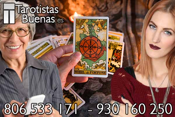Acabas de encontrar una tirada de cartas con tarotistas buenas y económicas
